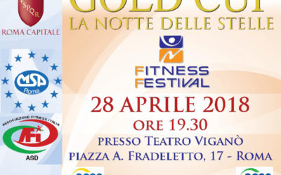Fitness – Golden Cup 2018