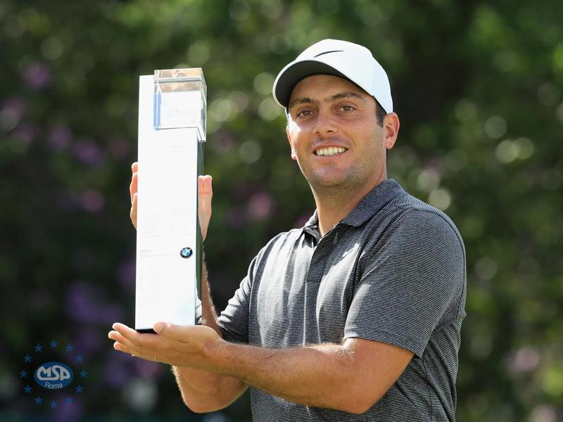 Golf – Il mondo dello Sport applaude Francesco Molinari, impresa storica