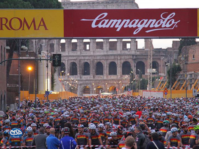 MSP Roma | Bike - Accordo GranFondo Roma