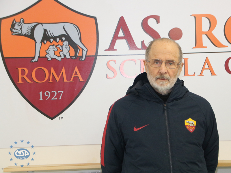 MSP Roma | Eventi - AS Roma - Ottavio Bonincontro