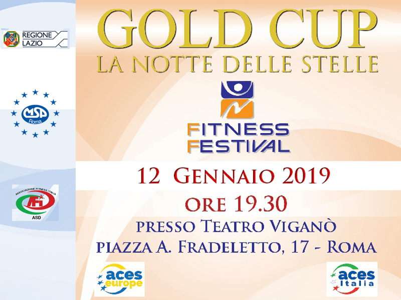Msp Roma | Sport - Gold Cup Notte delle Stelle 2019