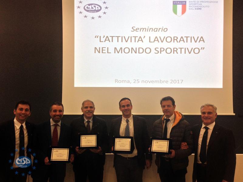 MSP Roma | Seminario novità fiscali Asd