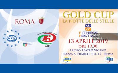 Bis della Gold Cup-Notte delle Stelle: il 13 aprile tutti insieme al Teatro Viganò