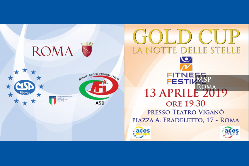 Msp Roma | Gold Cup 2019