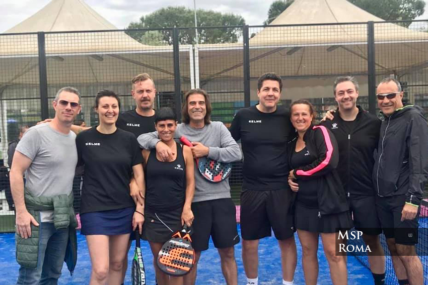 Padel | Coppa Club - Msp Roma