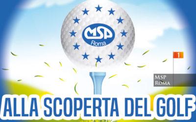 Alla scoperta del Golf | Il 7 luglio prove gratuite al Fioranello Golf Club