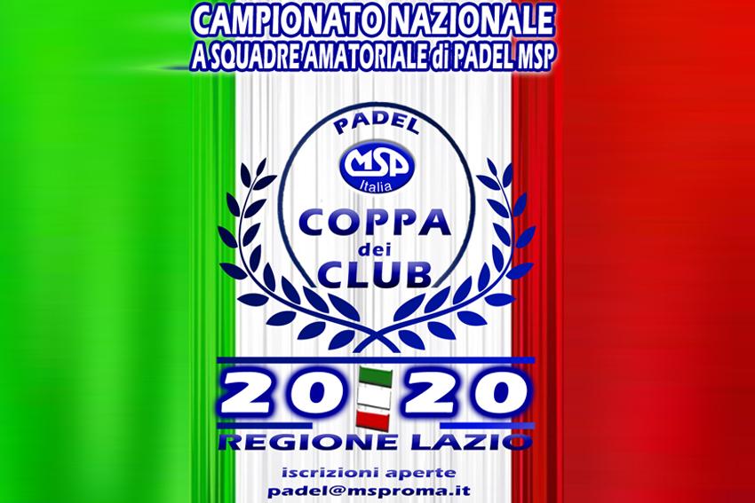 Msp Roma | Coppa dei Club 2020