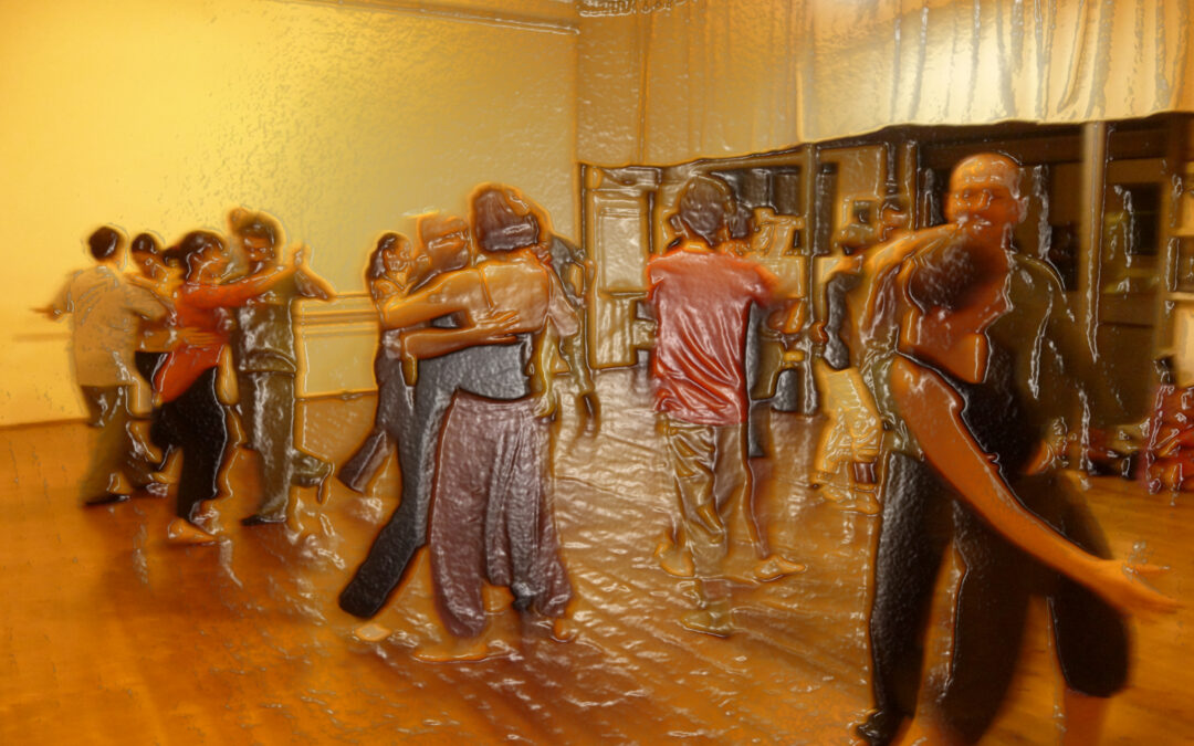 Noi in contatto: Contact Dance e Consapevolezza